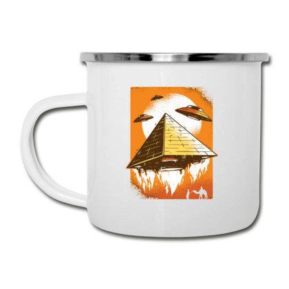 Pyramid Ufo Camper Cup Designed By Dirjaart