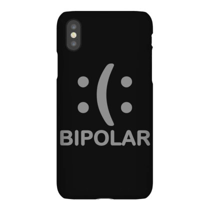 Bipolar   Emoticon Iphonex Case Designed By H3lm1