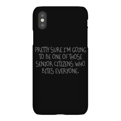 Bites  Everyone Iphonex Case Designed By H3lm1
