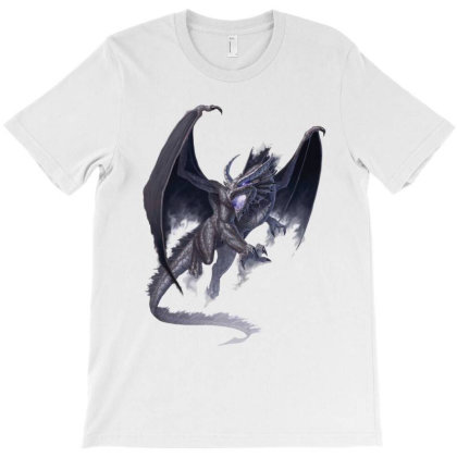 Dungeons Dragons Monster Cartoon T-shirt Designed By Salmanaz