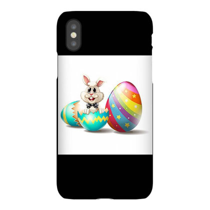 Easter Egg Bunny Design Iphonex Case Designed By Artango