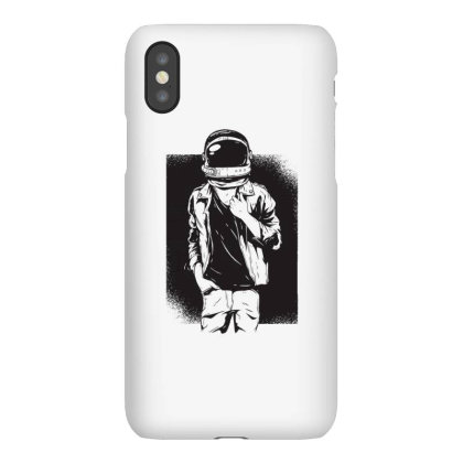 Rock Astronaut Iphonex Case Designed By Dirjaart