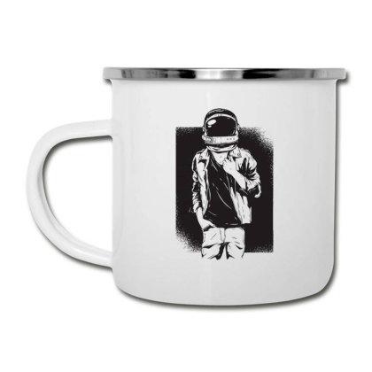Rock Astronaut Camper Cup Designed By Dirjaart