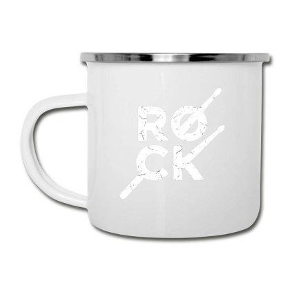 Rock Music Camper Cup Designed By Dirjaart