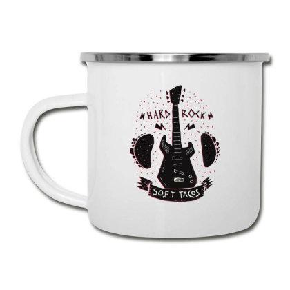 Rock 'n Roll Music Tacos Camper Cup Designed By Dirjaart