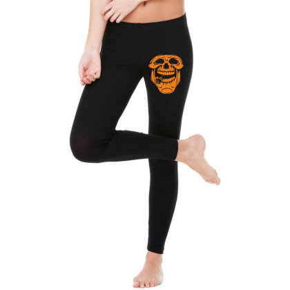 Skull Legging Designed By Estore