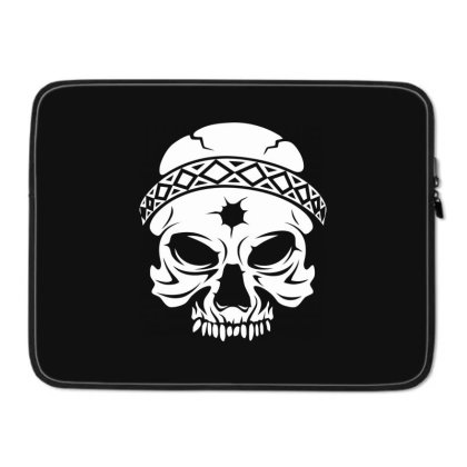 Skull Laptop Sleeve Designed By Estore