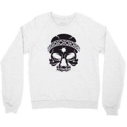 Skull Crewneck Sweatshirt Designed By Estore