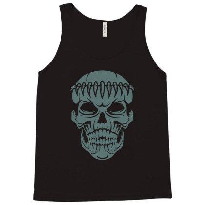 Skull Tank Top Designed By Estore