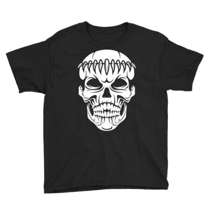 Skull Youth Tee Designed By Estore