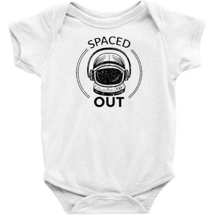 Spaced Out Baby Bodysuit Designed By Dirjaart