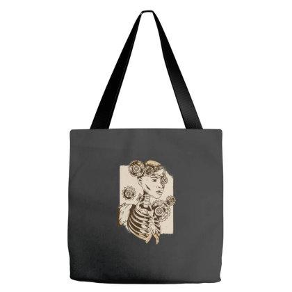 Steampunk Human Tote Bags Designed By Dirjaart