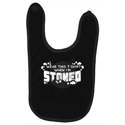 Stoned Baby Bibs Designed By Dirjaart