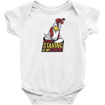 Stop Staring Baby Bodysuit Designed By Dirjaart