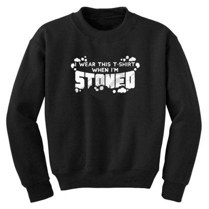 Stoned Youth Sweatshirt Designed By Dirjaart