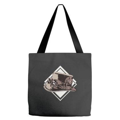Steampunk Top Hat Tote Bags Designed By Dirjaart