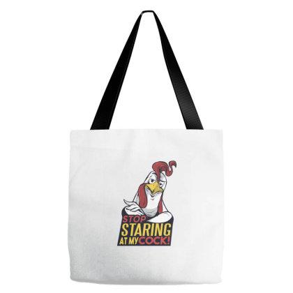 Stop Staring Tote Bags Designed By Dirjaart