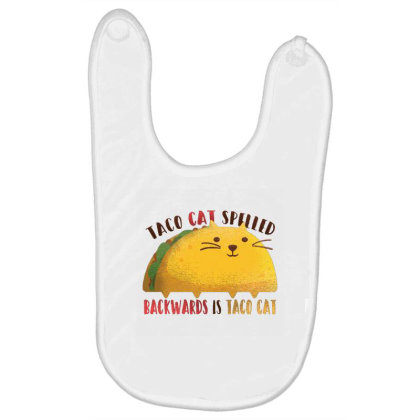 Taco Cat Baby Bibs Designed By Dirjaart