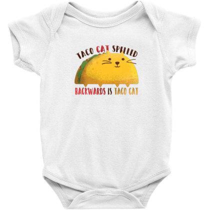 Taco Cat Baby Bodysuit Designed By Dirjaart