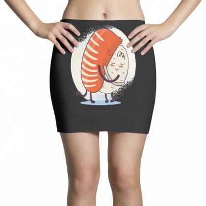 Sushi Hug Mini Skirts Designed By Dirjaart