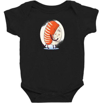 Sushi Hug Baby Bodysuit Designed By Dirjaart