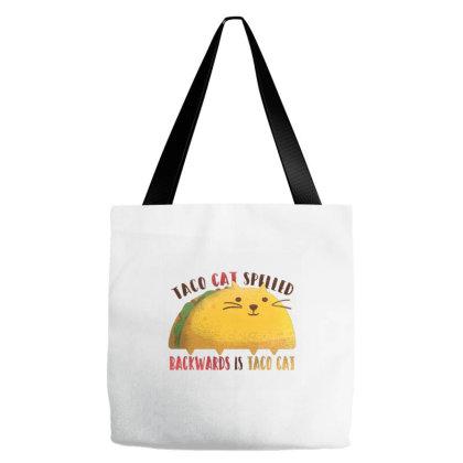 Taco Cat Tote Bags Designed By Dirjaart