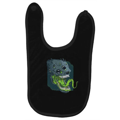 Terrifying Alien Baby Bibs Designed By Dirjaart