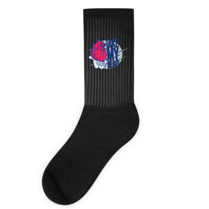 Take My Heart Socks Designed By Dirjaart