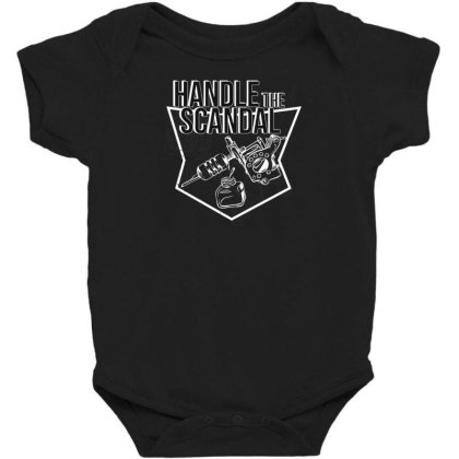 Tattoo Scandal Baby Bodysuit Designed By Dirjaart