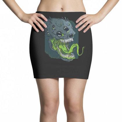 Terrifying Alien Mini Skirts Designed By Dirjaart