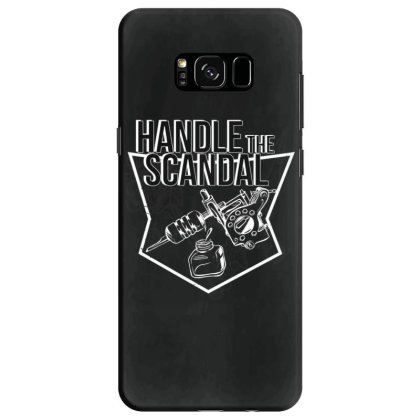 Tattoo Scandal Samsung Galaxy S8 Case Designed By Dirjaart