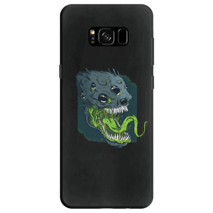 Terrifying Alien Samsung Galaxy S8 Case Designed By Dirjaart