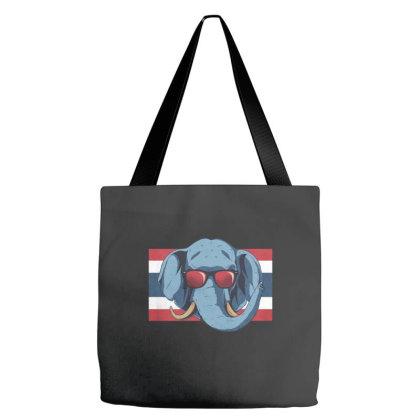 Thailand Elephant Tote Bags Designed By Dirjaart