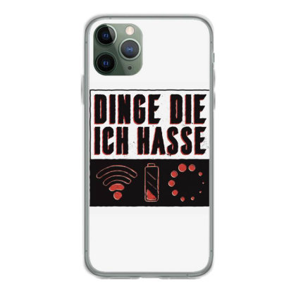Things I Hate Iphone 11 Pro Case Designed By Dirjaart