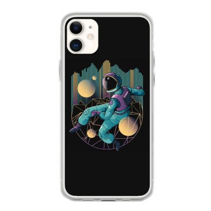 Techno Astronaut Iphone 11 Case Designed By Dirjaart