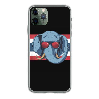 Thailand Elephant Iphone 11 Pro Case Designed By Dirjaart