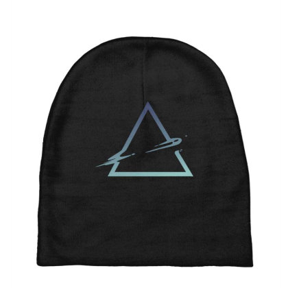 Triangle Abstract Baby Beanies Designed By Dirjaart