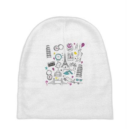 Travel Baby Beanies Designed By Dirjaart