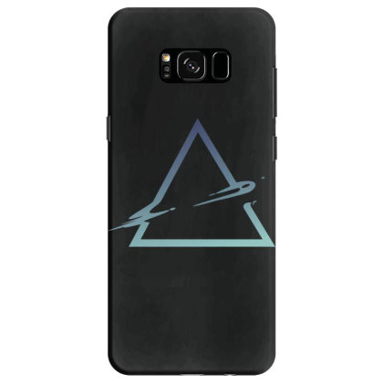 Triangle Abstract Samsung Galaxy S8 Case Designed By Dirjaart