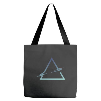 Triangle Abstract Tote Bags Designed By Dirjaart