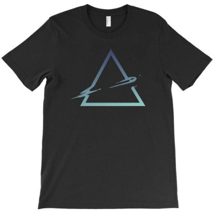 Triangle Abstract T-shirt Designed By Dirjaart