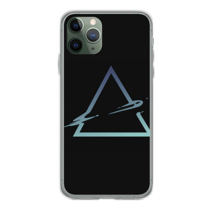 Triangle Abstract Iphone 11 Pro Case Designed By Dirjaart