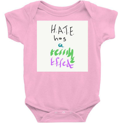 H.a.t.e Baby Bodysuit Designed By Kiss