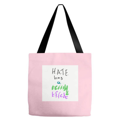H.a.t.e Tote Bags Designed By Kiss