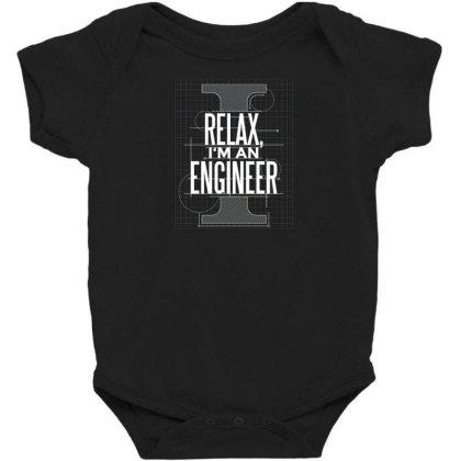 Trust Me Engineer Baby Bodysuit Designed By Dirjaart