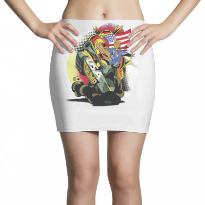 Trump Tank Mini Skirts Designed By Dirjaart