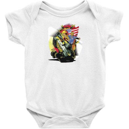 Trump Tank Baby Bodysuit Designed By Dirjaart