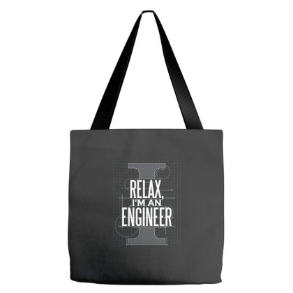 Trust Me Engineer Tote Bags Designed By Dirjaart