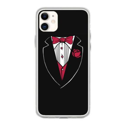 Tuxedo Funny Iphone 11 Case Designed By Dirjaart