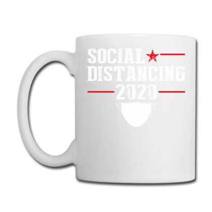 Social Distancing Shirt Coffee Mug Designed By Faical